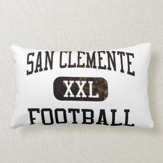 Fútbol de los tritones de San Clemente Cojines