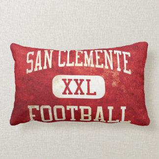 Fútbol de los tritones de San Clemente Cojin