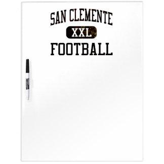 Fútbol de los tritones de San Clemente Pizarras Blancas