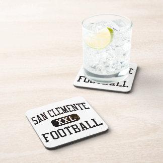 Fútbol de los tritones de San Clemente Posavasos De Bebidas