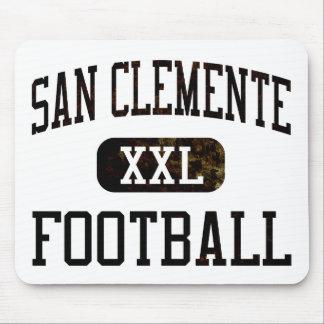 Fútbol de los tritones de San Clemente Alfombrilla De Raton