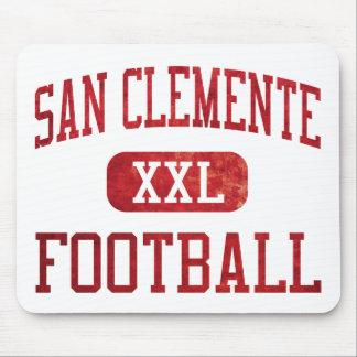 Fútbol de los tritones de San Clemente Tapetes De Ratones