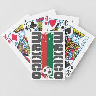 Fútbol de México Baraja De Cartas