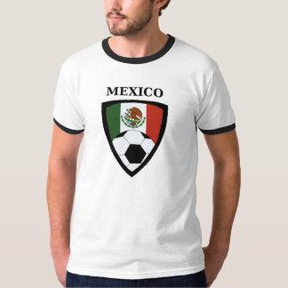 Fútbol de México Remera