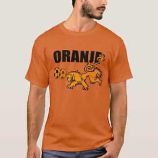Fútbol de Oranje Persieing Voetbal Países Bajos Playera