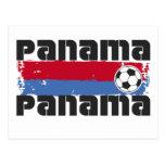 Fútbol de Panamá Postal