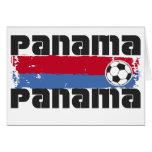 Fútbol de Panamá Tarjeta