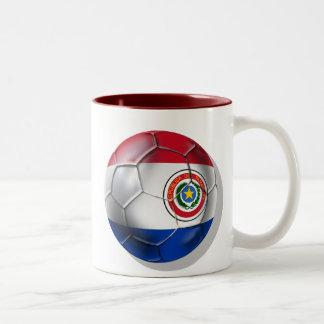 Fútbol de Paraguay Tazas