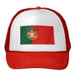 Fútbol de Portugal Gorros Bordados