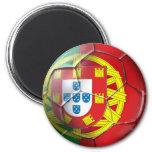 Fútbol de Portugal Imanes