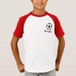 Fútbol de Ronaldo Futebol Playera