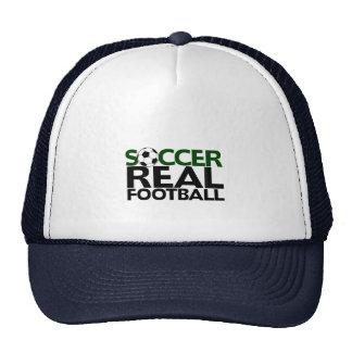 Fútbol de Soccer=Real Gorras