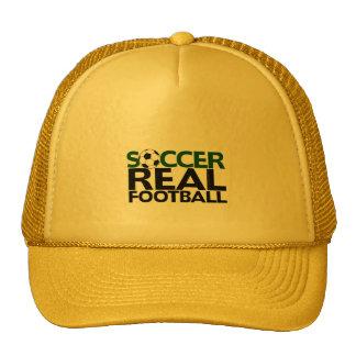 Fútbol de Soccer=Real Gorro