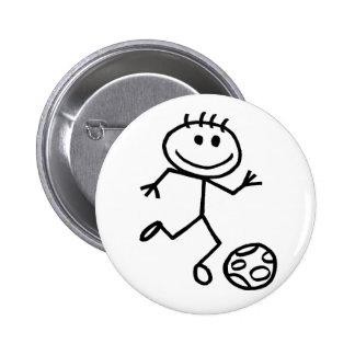 Fútbol de Stickman Pins