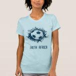 Fútbol de Suráfrica Camiseta