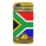 Fútbol de Suráfrica iPhone 5 Carcasas