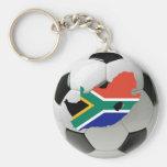 Fútbol de Suráfrica Llavero