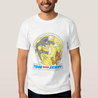 Fútbol de Tom y Jerry (fútbol) 8 Polera
