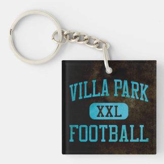 Fútbol de Villa Park Spartans Llavero