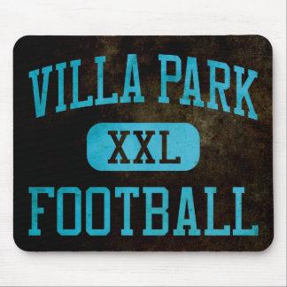 Fútbol de Villa Park Spartans Tapete De Ratón