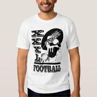 Fútbol de XXXL Playeras