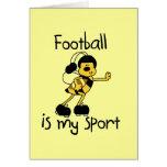Fútbol del abejorro mis camisetas y regalos del de tarjetas