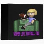 Fútbol del amor de las mujeres también