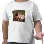 ¡Fútbol del amor de los barros amasados! Camisetas
