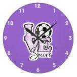 Fútbol del amor relojes