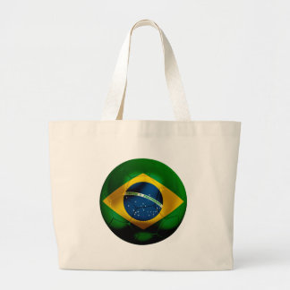 Fútbol del Brasil Bolsas De Mano