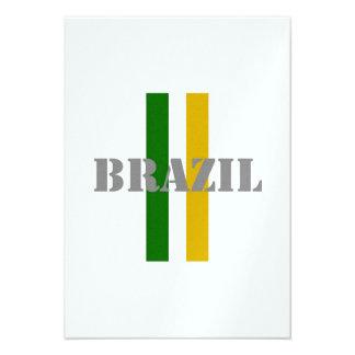 Fútbol del Brasil Comunicado