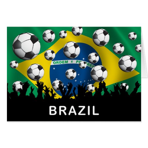 Fútbol del Brasil Tarjetas