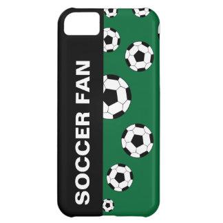 fútbol del caso del iPhone 5