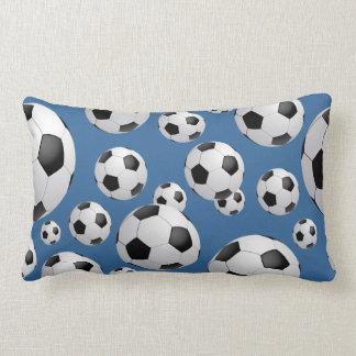 Fútbol del fútbol cojín