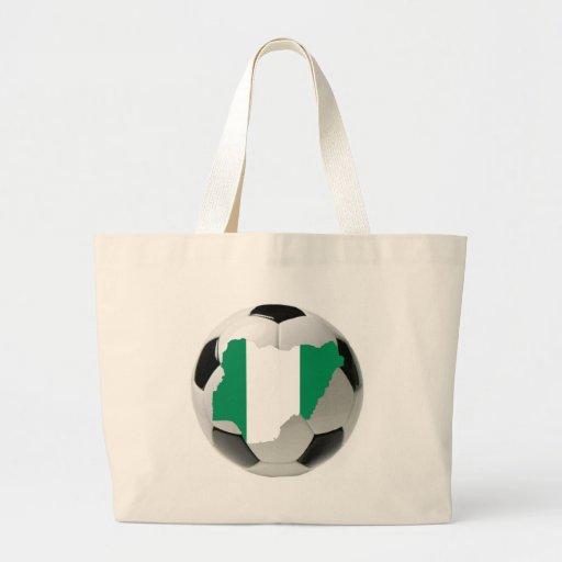 Fútbol del fútbol de Nigeria Bolsa