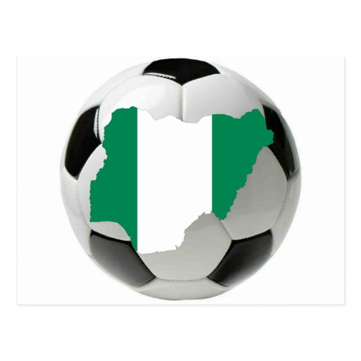 Fútbol del fútbol de Nigeria Postal