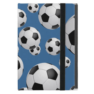 Fútbol del fútbol iPad mini cárcasa