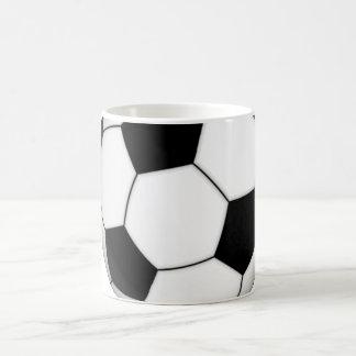 Fútbol del fútbol tazas de café
