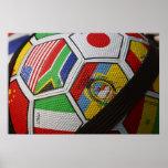 Fútbol del mundial impresiones