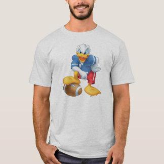 Fútbol del pato Donald el   Playera