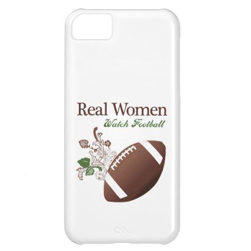 Fútbol del reloj de las mujeres reales