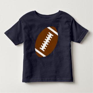 Fútbol delantero de los azules marinos el | del playera de bebé