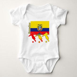 Fútbol Ecuador Playeras
