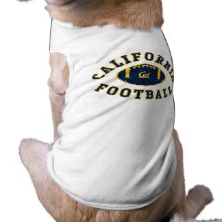 Fútbol el | caloría Berkeley de California Playera Sin Mangas Para Perro