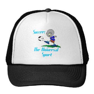 Fútbol: El gorra universal del deporte