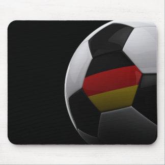 Fútbol en Alemania Tapete De Ratón