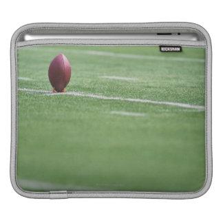 Fútbol en camiseta fundas para iPads