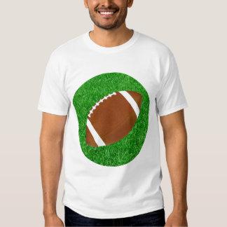 Fútbol en césped playera