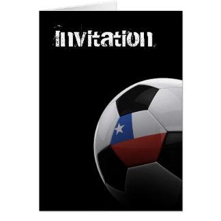 Fútbol en Chile Felicitaciones