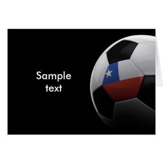 Fútbol en Chile Tarjetas